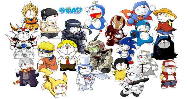 Lihat Deh, Gambar Cosplay Doraemon Berikut Begitu Lucu dan ...