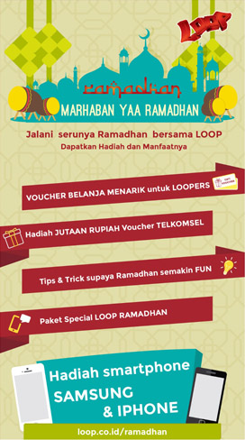 Ramadhanlp loopacktivity